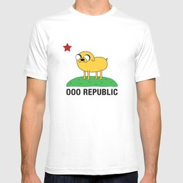 Ooo Republic T-shirt