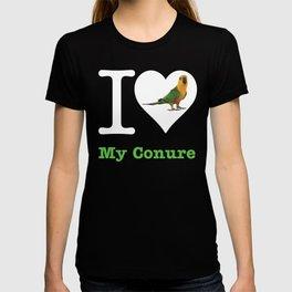 I Love My Conure T-shirt