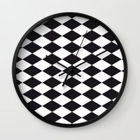 bread Wall Clocks featuring Bread by Sandy Cary