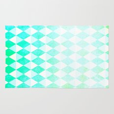 Spring Triangles Rug