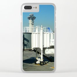 Jetway Seventy-Three Clear iPhone Case