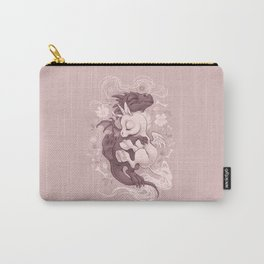 Dragon and Unicorn Carry-All Pouch