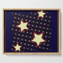 Stars & Stripes Serving Tray