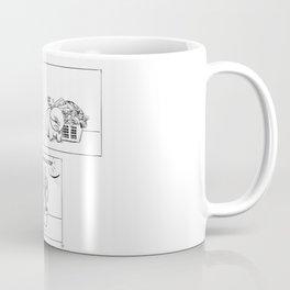 Inkberry Comics: Rubbing Coffee Mug
