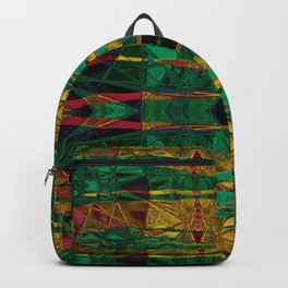 The Holiday- Art Deco Backpack