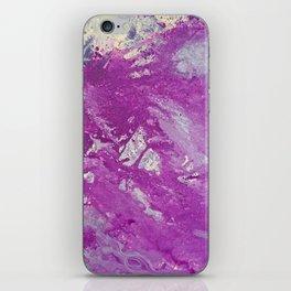 Chlorine & Wine iPhone Skin