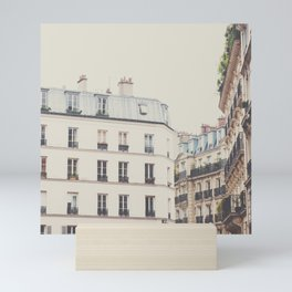 Paris architecture photograp Mini Art Print