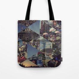 Glasto 2010 Tote Bag