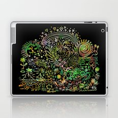 DoodleLand Two...Over the Rainbow Laptop & iPad Skin