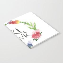 GRL PWR flowers Notebook