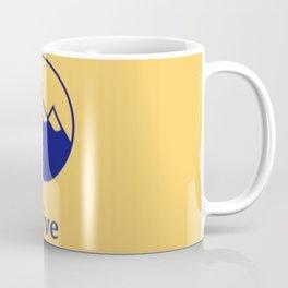 Thrive Mountain Coffee Mug