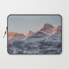 Rundle Mountain Laptop Sleeve