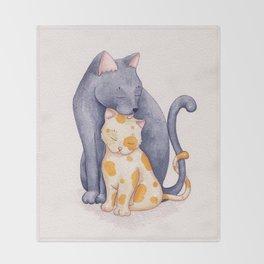 Mother's Love Throw Blanket