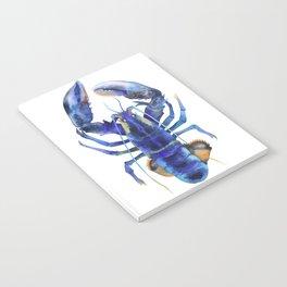 Blue Lobster №1 Notebook