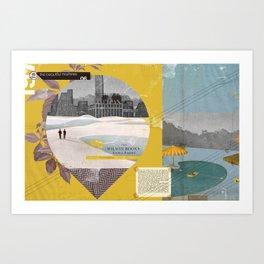 http://matthewbillington.com Art Print