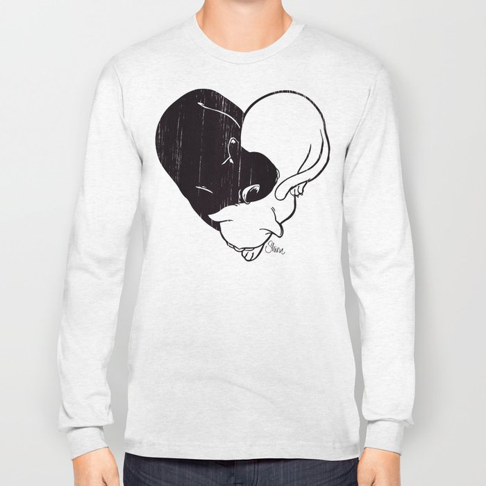 Cat Love  Long Sleeve T-shirt