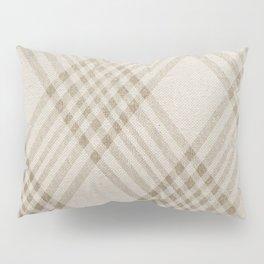 Rich Beige Pillow Sham