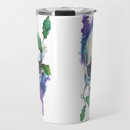 Rebirth_Universal Consciousness_Watercolor Travel Mug