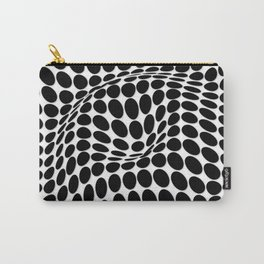 COME INSIDE (BLACK) Carry-All Pouch