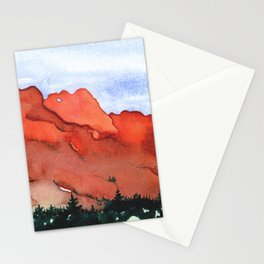 Kissing Camels Stationery Cards