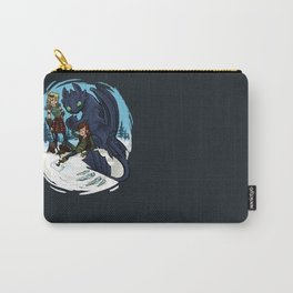 Spare Foot Carry-All Pouch