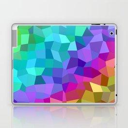 Multicolor mosaic tiles Laptop & iPad Skin