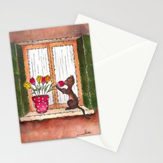 Smells of Spring Stationery Cards