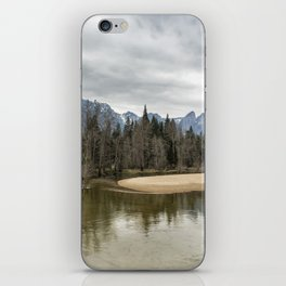 Just Another Place in My Heart iPhone Skin