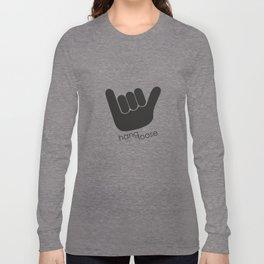 Hang Loose Long Sleeve T-shirt