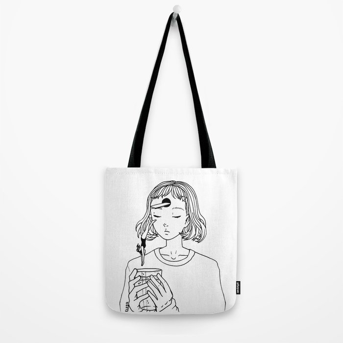 Conclusion Jumping Tote Bag