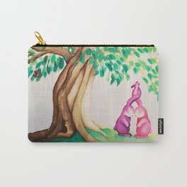 There for each other, through good and bad Carry-All Pouch