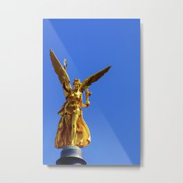 Angel of peace Munich Metal Print