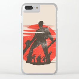 Wicked Rudeboy Clear iPhone Case