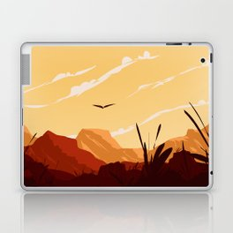 West Texas Landscape Laptop & iPad Skin
