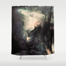 The Last Lullaby Shower Curtain