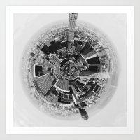 barry bonds Art Print