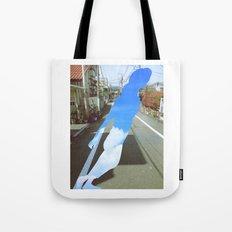 skygirl Tote Bag