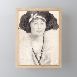 Ona Lee Framed Mini Art Print