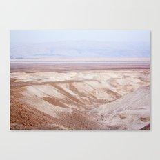 Dead Sea - Wide Canvas Print
