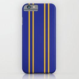 Chun Li Collant Stripes iPhone Case