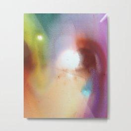 watercolor fog 1 Metal Print
