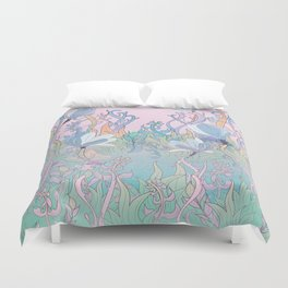 DEMo-64x Duvet Cover