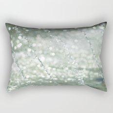 Dancing Water III Rectangular Pillow