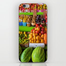 Fresh from the groves iPhone Skin