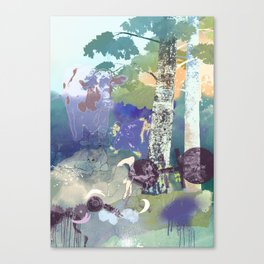Mother Creatures Canvas Print