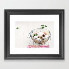 Eggs II Framed Art Print