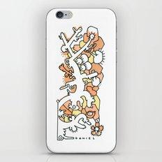 Slim Card  iPhone & iPod Skin