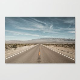 Road to Freedom Canvas Print