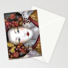 Becoming a Geisha  Stationery Cards