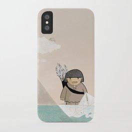 TSHAKAPESH iPhone Case